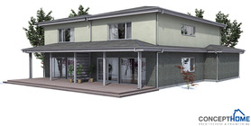 Duplex House Plan OZ66D