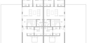 duplex house 11 house plan ch434 dupleks.jpg