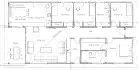 modern houses 21 house plan ch516.jpg