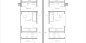duplex house 11 house plan cH437D.jpg