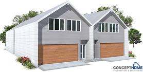 duplex house 03 house plan ch108d.jpg