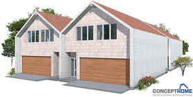 duplex house 05 house plans ch108d.jpg