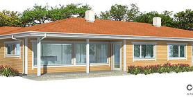 Duplex House Plan CH118D