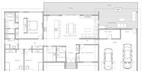 modern houses 10 house plan CH632.jpg