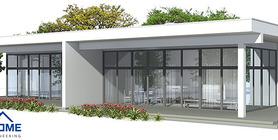 Duplex House Plan CH120D