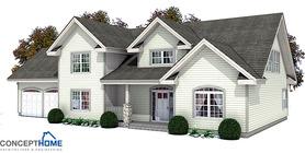 Classical House Plan CH145