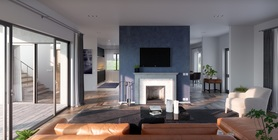 modern houses 002 house plan ch644.jpg