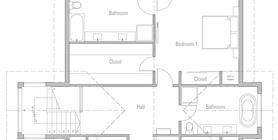 modern houses 12 house plan ch644.jpg
