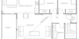 sloping lot house plans 21 CH514 floor plan.jpg
