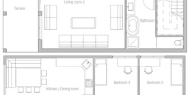 sloping lot house plans 22 CH514 floor plan.jpg