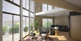 duplex house 002 house plan ch160.jpg