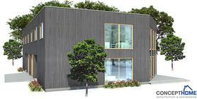 duplex house 05 contemproary duplex house plan ch160d  9 .jpg