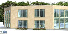 duplex house 06 contemproary duplex house plan ch160d  10 .jpg
