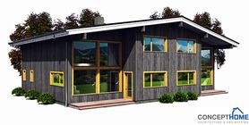 House Plan Plan CH158D