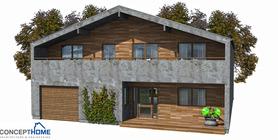 house designs 02 contemporary house plan ch157.JPG