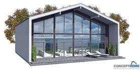 house designs 03 contemporary house plan ch157.JPG