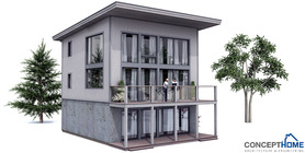 small houses 001 house plan ch99.JPG