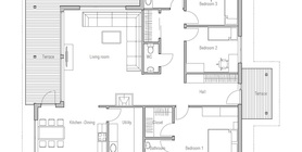 small houses 15 121CH 1F 120815 house plan.jpg