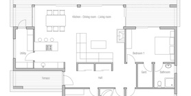 small houses 20 house plan ch140.jpg
