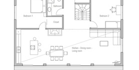 small houses 10 007CH 1F 120822 house plan.jpg