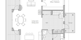 small houses 10 040CH 1F 120817 house plan.jpg