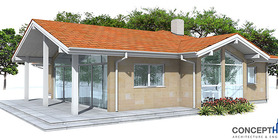 modern houses 02 house plan ch146.jpg