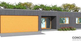 Modern Minimalist House Design Ch161 In One Level