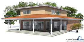 House Plan CH76