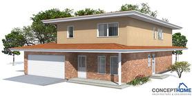modern houses 10 house plan ch76.jpg