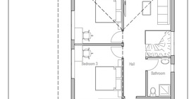 modern houses 16 house plan ch76.jpg