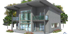 modern houses 02 house plan ch62.jpg