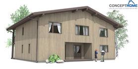 modern houses 03 house plan ch53.JPG