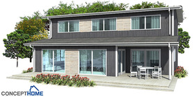 House Plan CH154