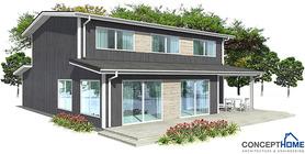 modern houses 03 house plan ch154.jpg