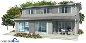 modern houses 04 house plan ch154.jpg