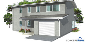 modern houses 07 house plan ch154.jpg