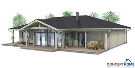 House Plan CH86