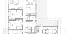 modern houses 21 house plan ch126.jpg