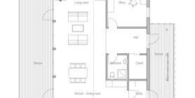 modern houses 11 house plan ch50.jpg