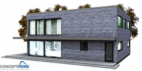 modern houses 03 house plan ch148.JPG