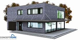modern houses 05 house plan ch148.jpg