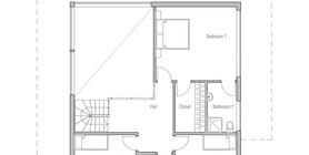 modern houses 148CH 2F 120814 house plan.jpg