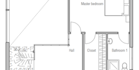 modern houses 11 house plan ch149.png