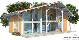 House Plan CH55