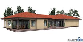 modern houses 05 house plan ch106.JPG