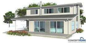 modern houses 06 house plan ch127.jpg