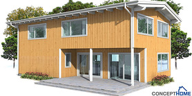 Affordable Modern House Plans Affordable Home Plans Affordable Home Plan Ch67