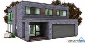 contemporary home 06 house plans ch149.JPG