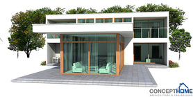 contemporary home 03 house plan ch165.jpg