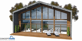 contemporary home 001 house plan with ch157.JPG